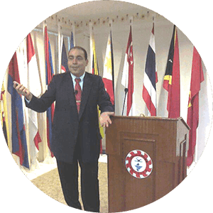 International motivational & leadership speaker Dr. Ali Qassem