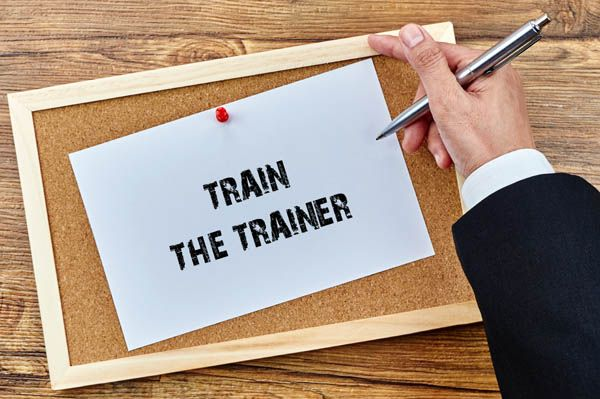 TRAIN THE TRAINER PROGRAM | Dr.  Ali Qassem